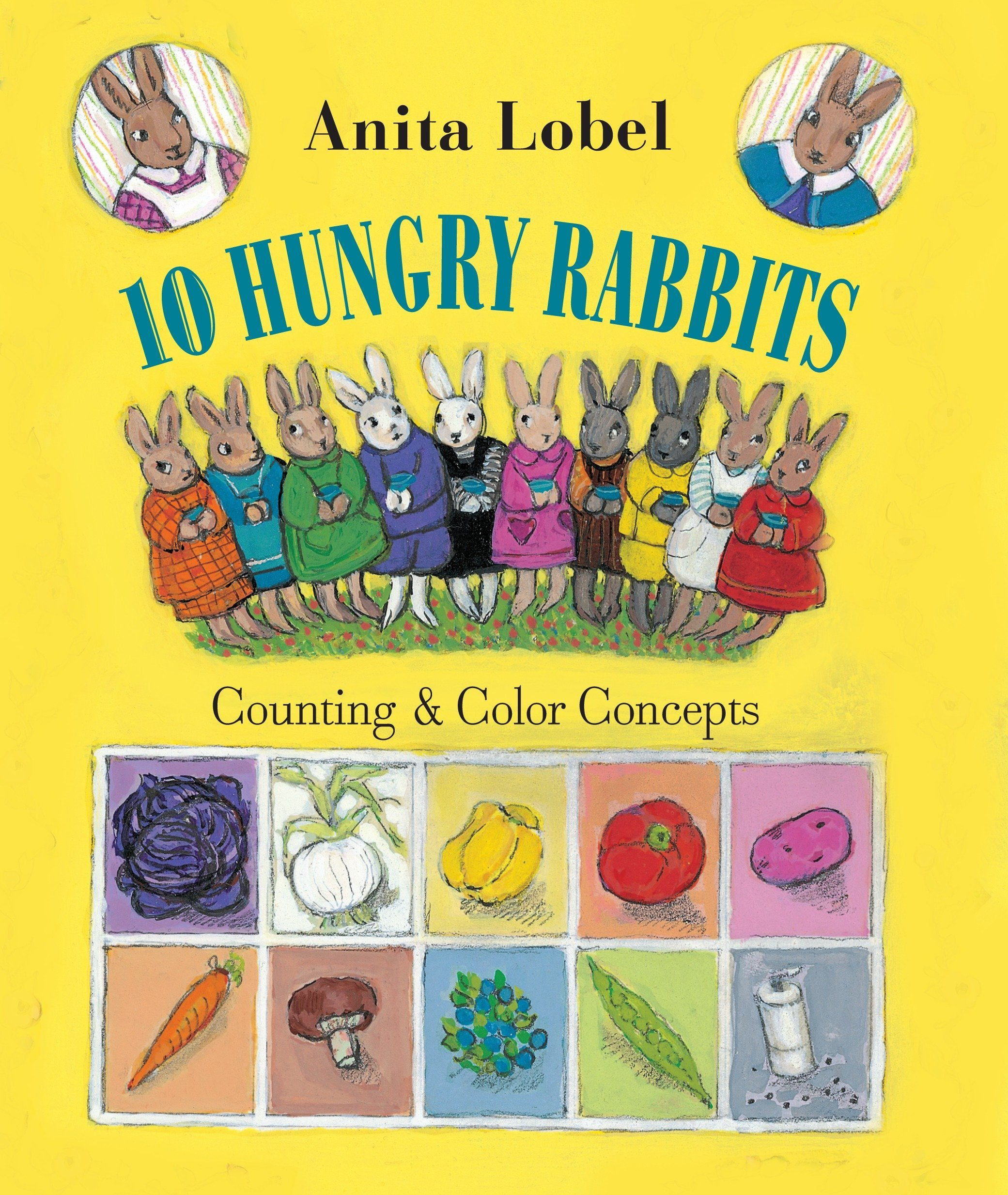 Image result for 10 hungry rabbits