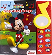 Mickey Mouse Clubhouse - Surprise Mirror Sound Book: Sing-Along Songs - PI Kids (Play-A-Song)
