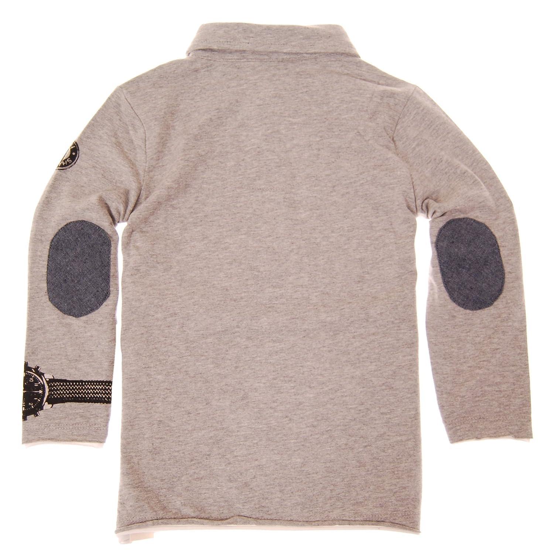 Mini Shatsu Little Boys Real Tie Vest Polo Shirt