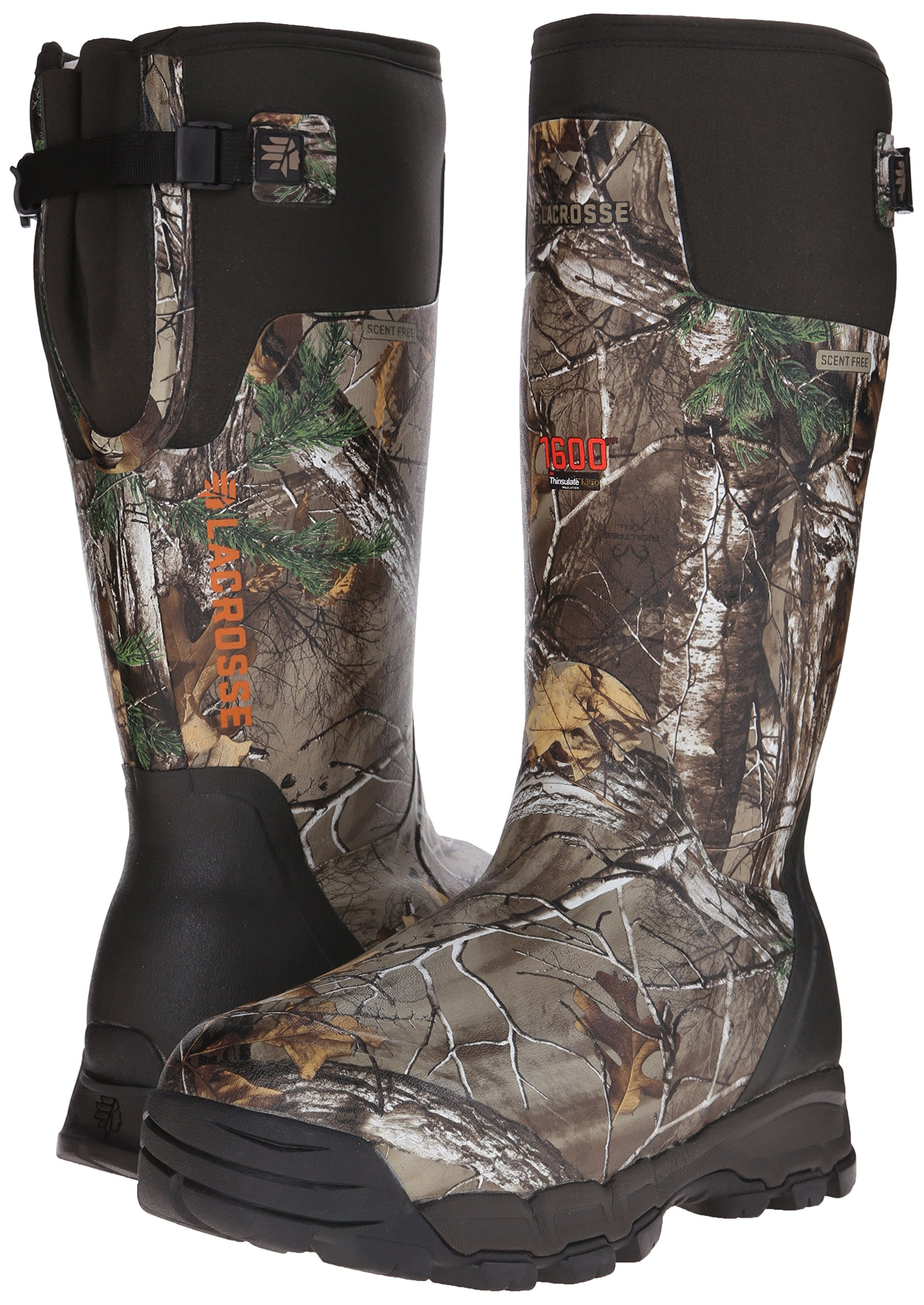 "LaCrosse Men's Alphaburly Pro 18"" 1600G Hunting Boot,Realtree Xtra,11 M US by Lacrosse (Image #6)"