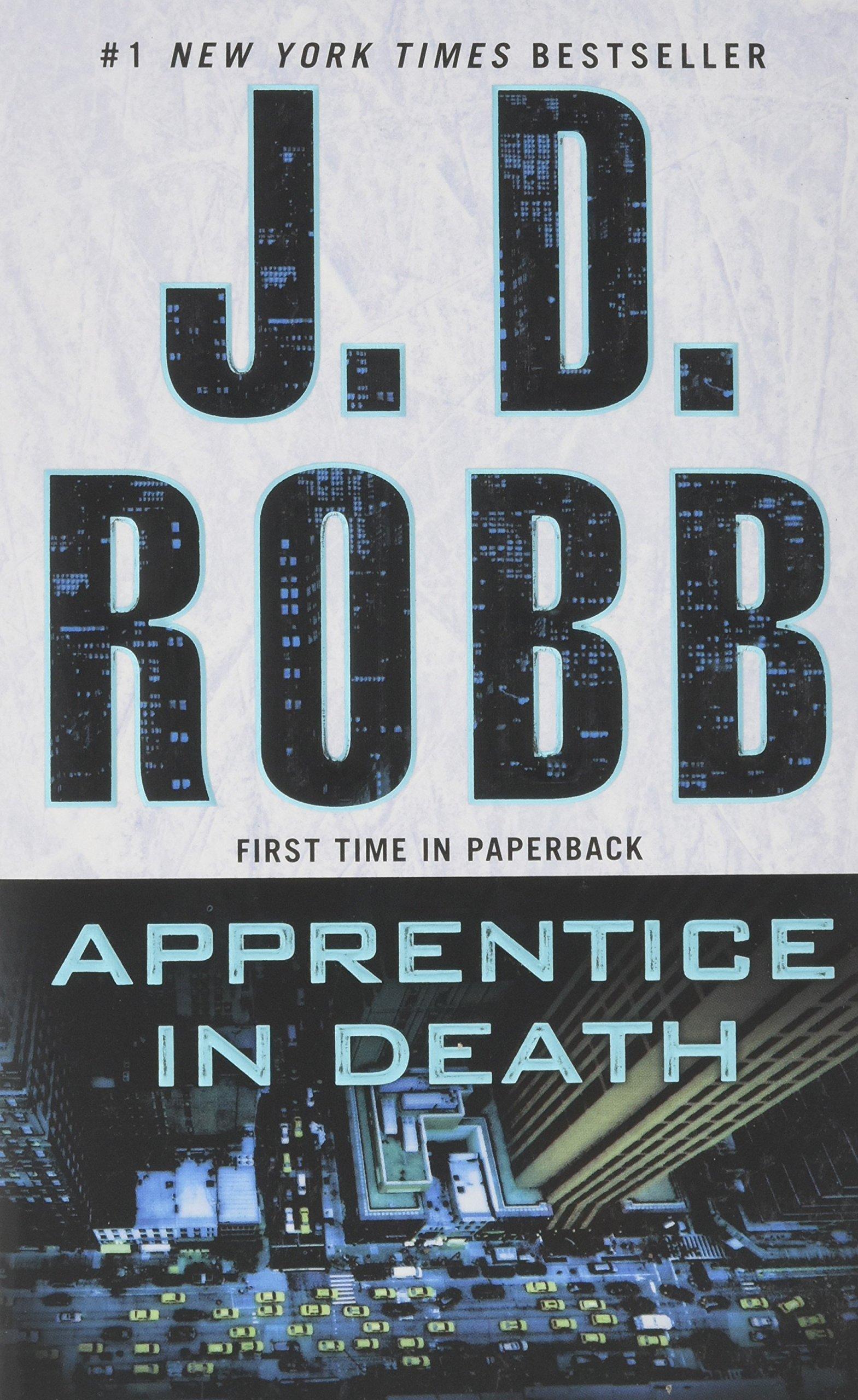 Apprentice Death J D Robb product image
