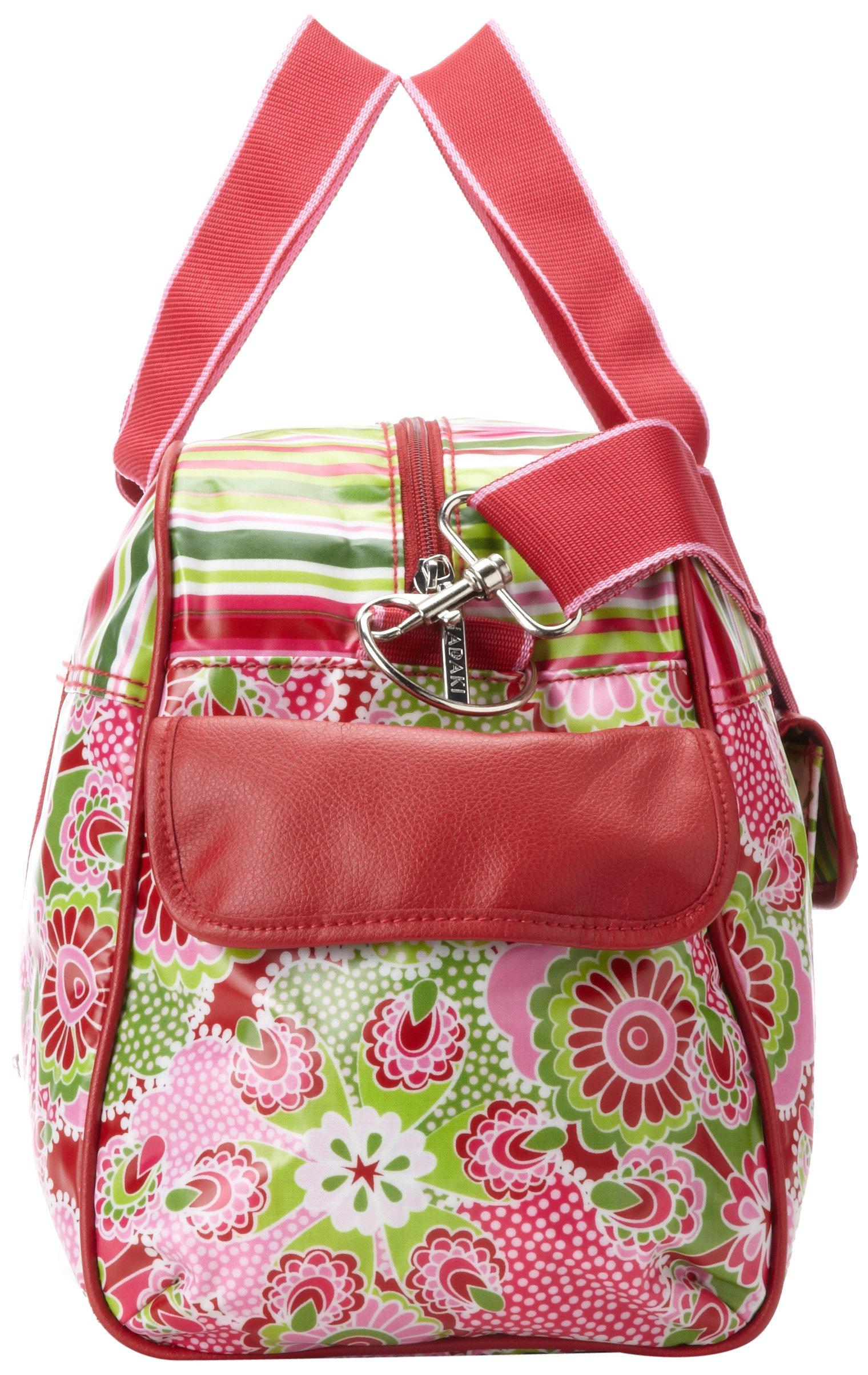 Hadaki Cool HDK826 Duffle Bag,Jazz Ruby,One Size by HADAKI (Image #4)