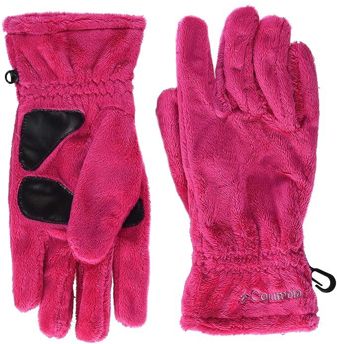 Columbia Mujer 1622921 guantes para clima frío - Rojo - X-Large  Amazon.es   Ropa y accesorios 41f79101693