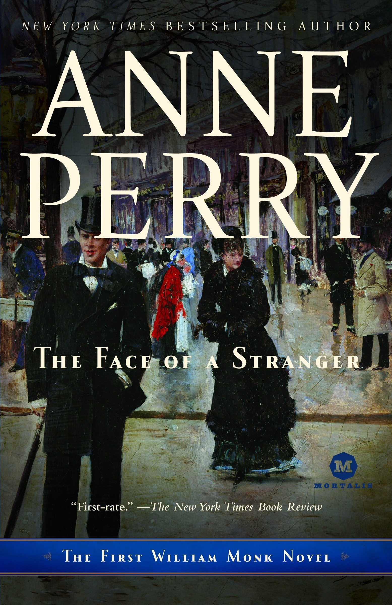 Read Online The Face of a Stranger: The First William Monk Novel PDF