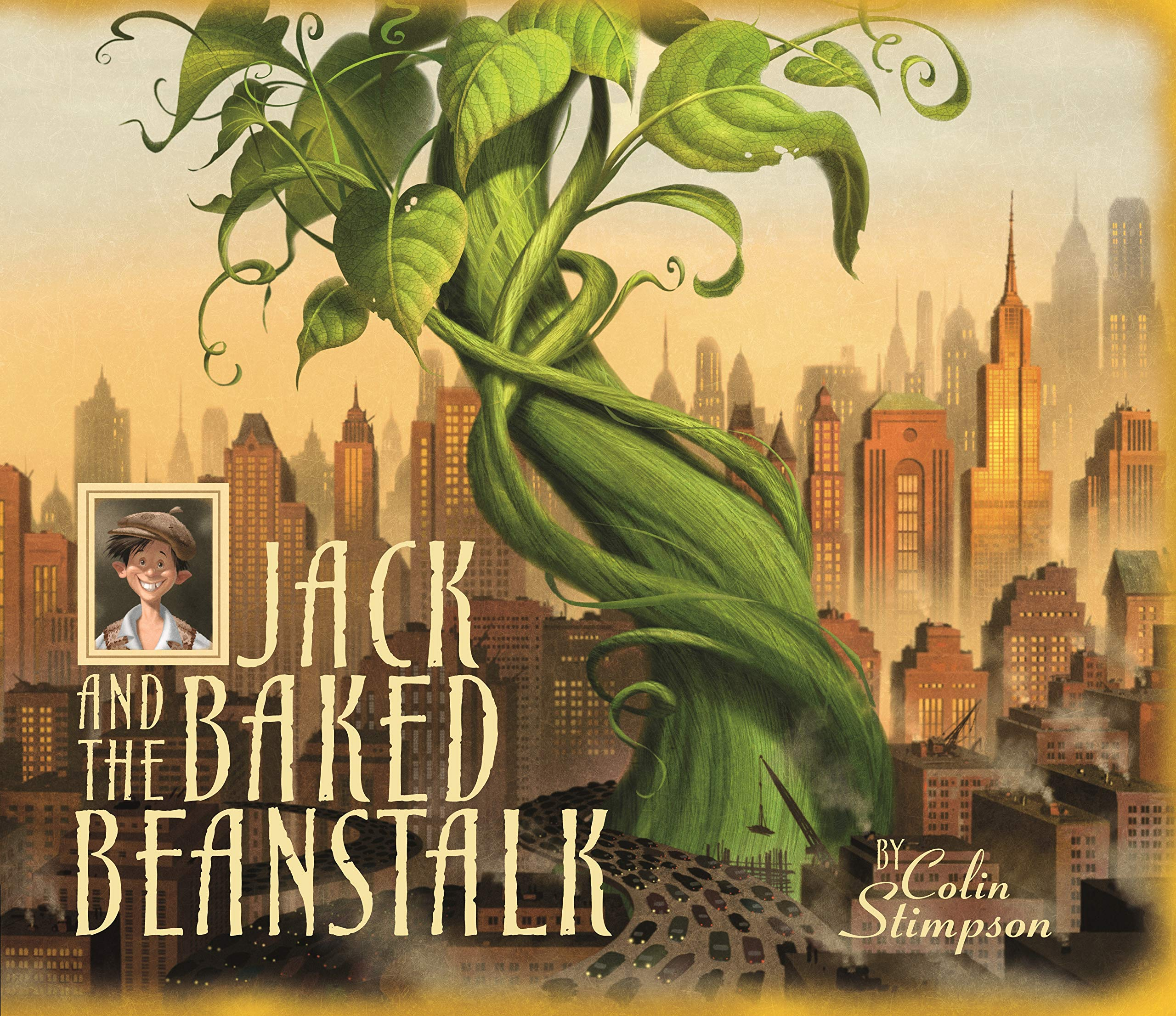 Jack and the Baked Beanstalk: Amazon.co.uk: Colin Stimpson: 9781848772373: Books