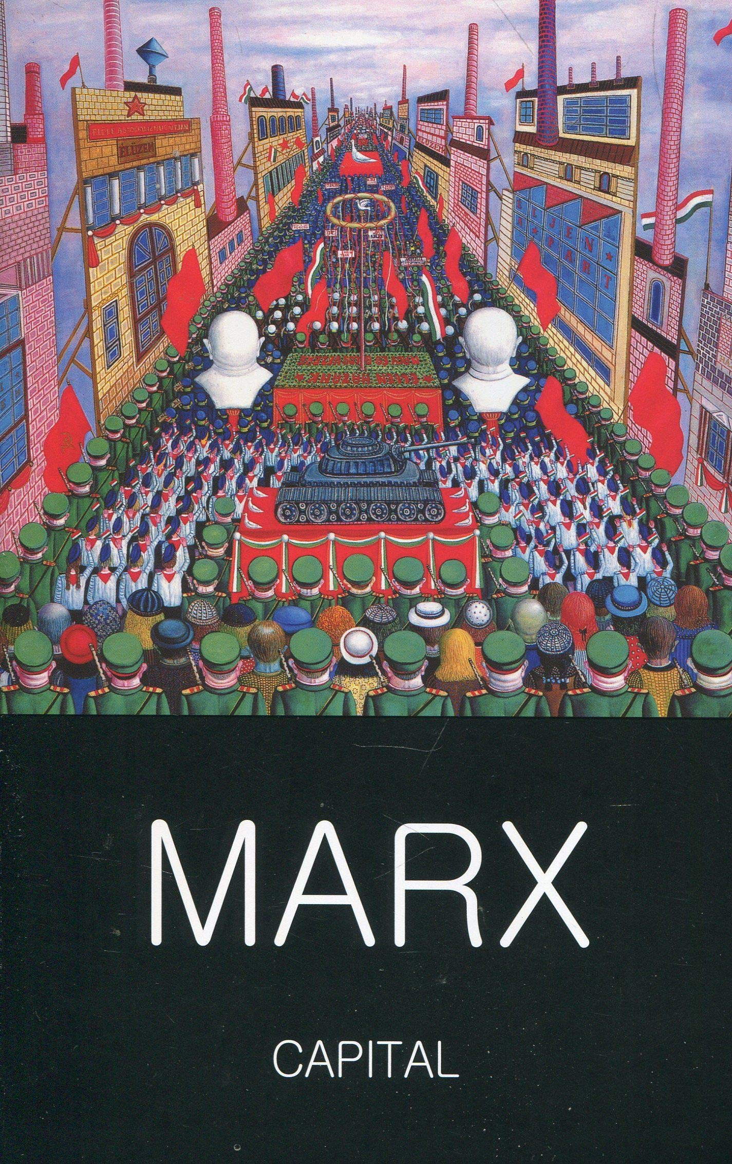 Capital (Classics of World Literature): K  Marx: 9781840226997