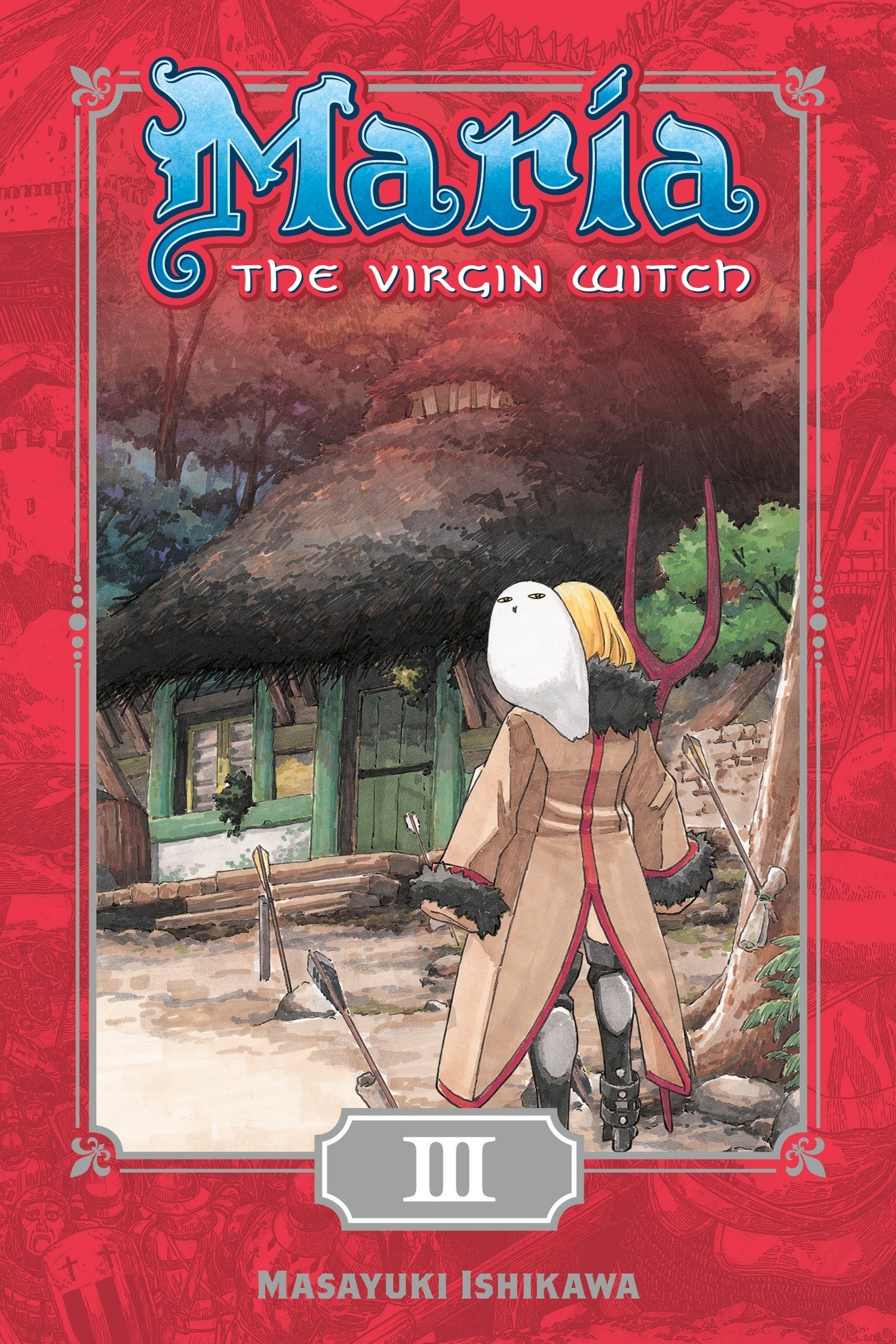 Maria the Virgin Witch 3 pdf epub