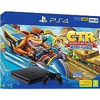 Crash Team Racing Nitro-Fueled 500GB PS4 Bundle (PS4)