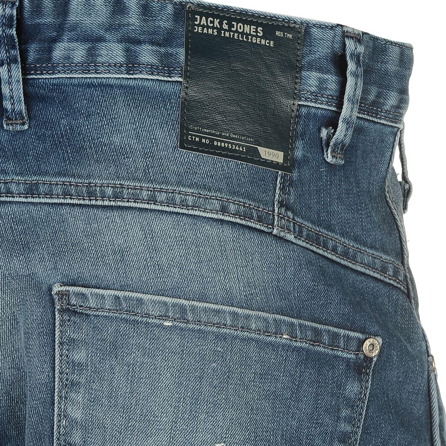 a52d7fe2 Jack and Jones Mens Ji Stan Osaka Anti Fit Jeans at Amazon Men's Clothing  store: