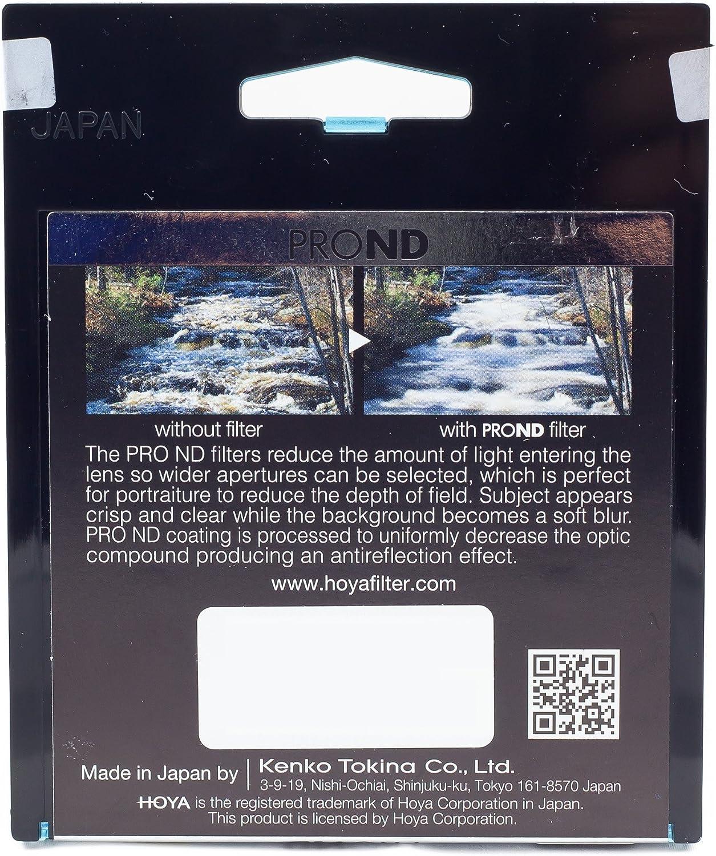Hoya PROND 55mm ND-2 1 Stop ACCU-ND Neutral Density Filter XPD-55ND2 0.3