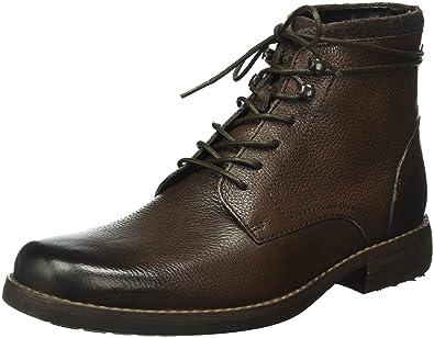 Clarks Herren Ashburn Ashburn Herren Kurzschaft Stiefel  Amazon   Schuhe ... 4a245f