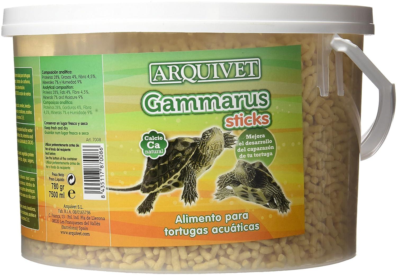 Arquivet Gammarus Sticks 7500 ML - 1080 gr 8435117870086