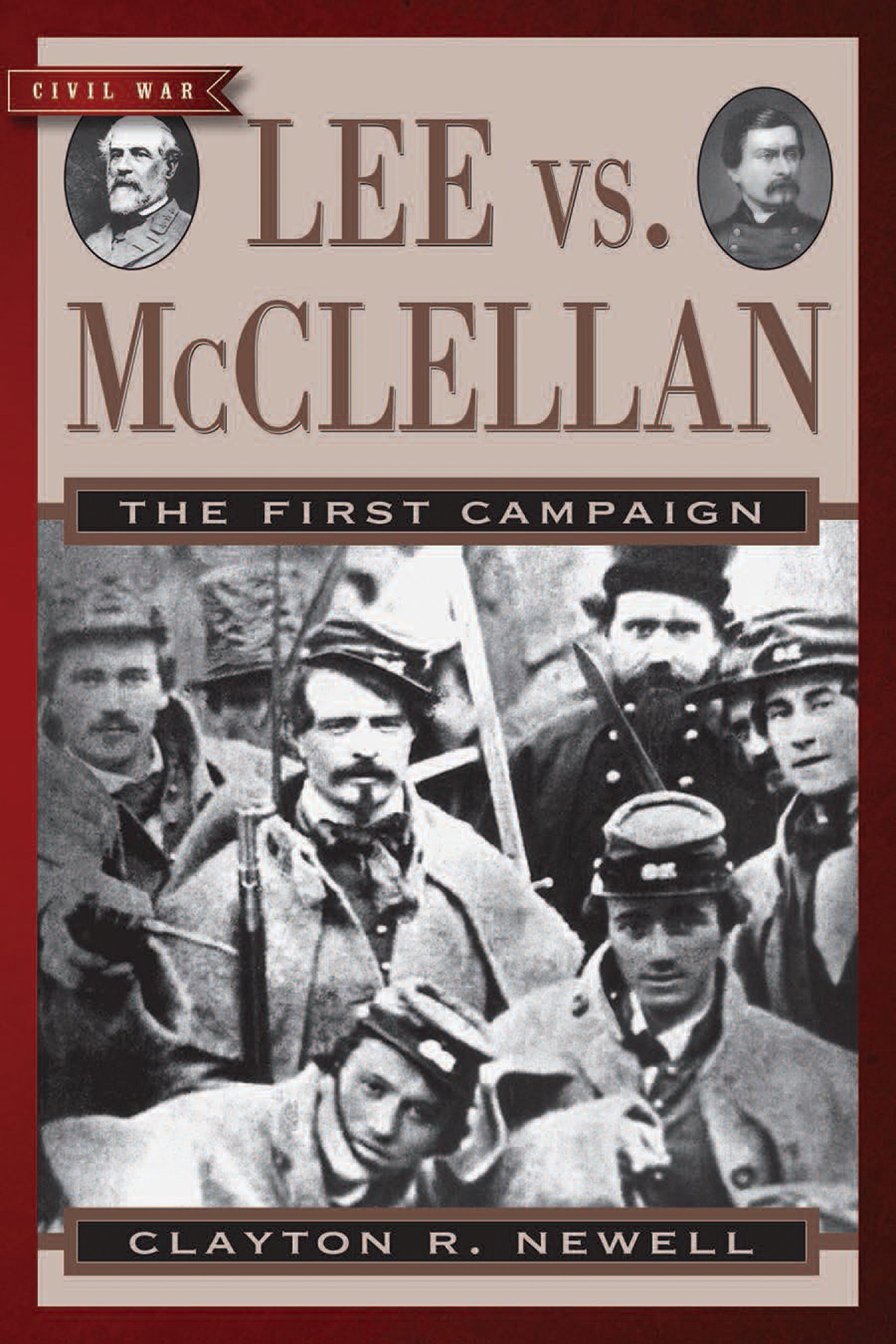 Download Lee vs. McClellan: The First Campaign ebook