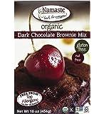 Namaste Foods Gluten Free Organic Dark Chocolate Brownie Mix, 16 Ounce