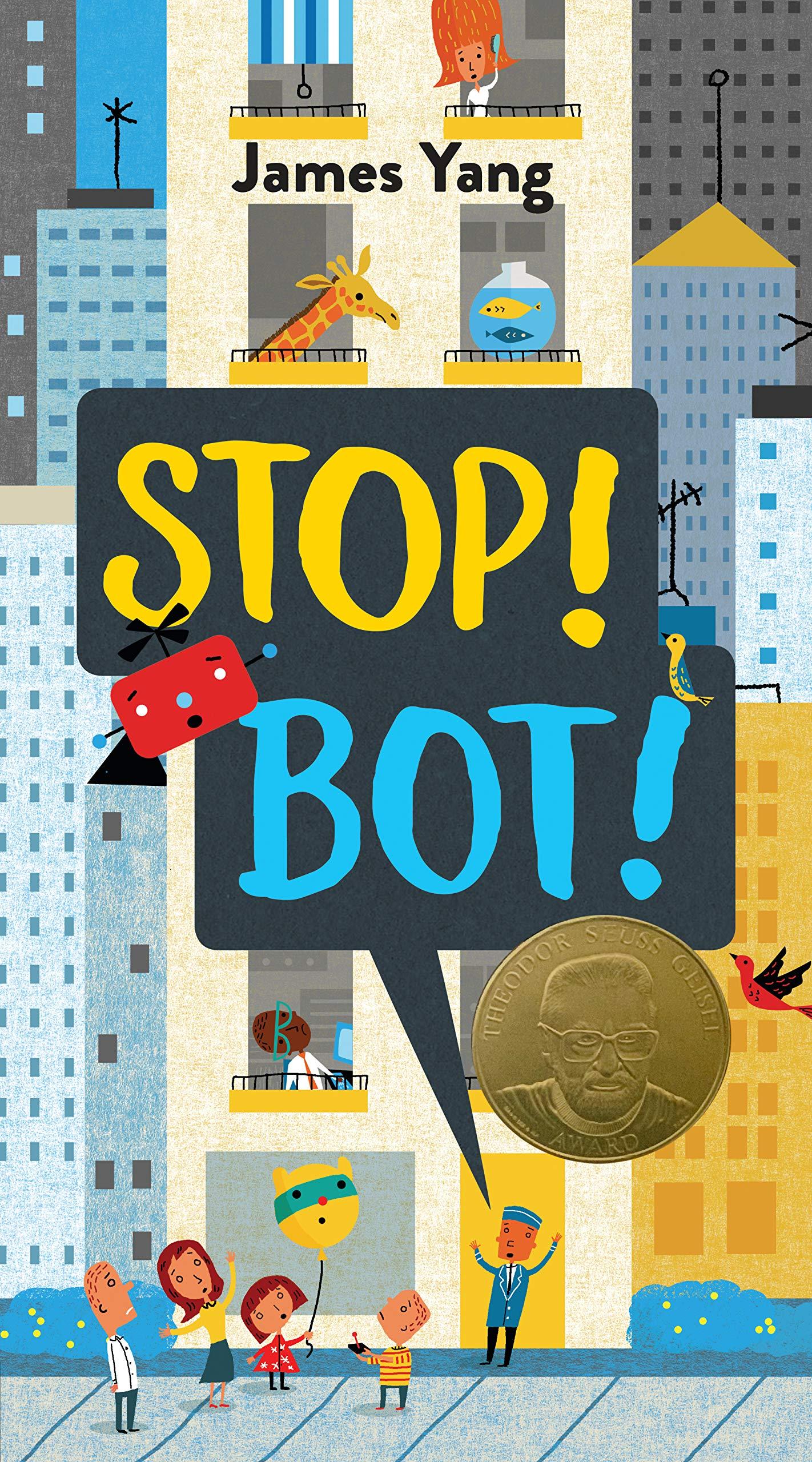 英文儿童读物推荐:美国西奥多苏斯戈塞尔奖近三年作品