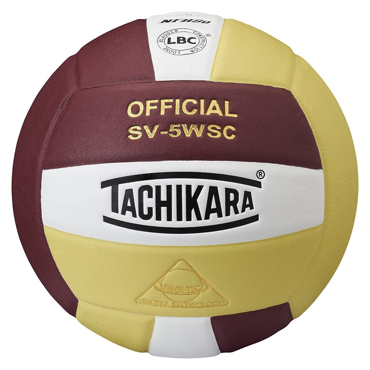 Tachikara Sv5wsc Sensi Tec Composite haute performance de volley-ball SV5WSC.DGWG Dark Green/White/Gold Official