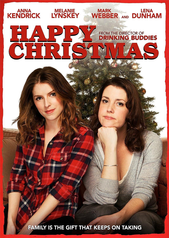 Amazon.com: Happy Christmas: Anna Kendrick, Melaine Lynskey ...