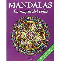 Mandalas: La magia del color. Vol. 5 (Violeta)