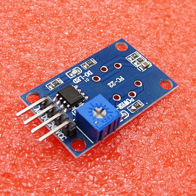 MQ Gas Sensor Carrier Board MQ3 MQ2 MQ4 MQ5 MQ6 MQ7 MQ8 MQ9 MQ135 For Arduino