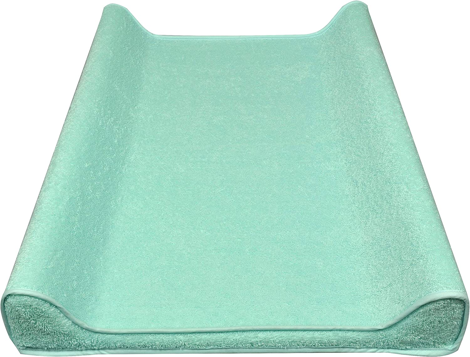Asmi Baby Terry Cover for Wedge Changing Mat 50 x 70 cm turquoise