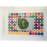 Young Living Essential Oil 5ml & 15ml Bottle Cap Labels - 1 New Complete Set, 208 Bottle Cap Labels