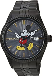 232d3c38ab4 Invicta Men s Disney Limited Edition Quartz Watch with Stainless-Steel  Strap