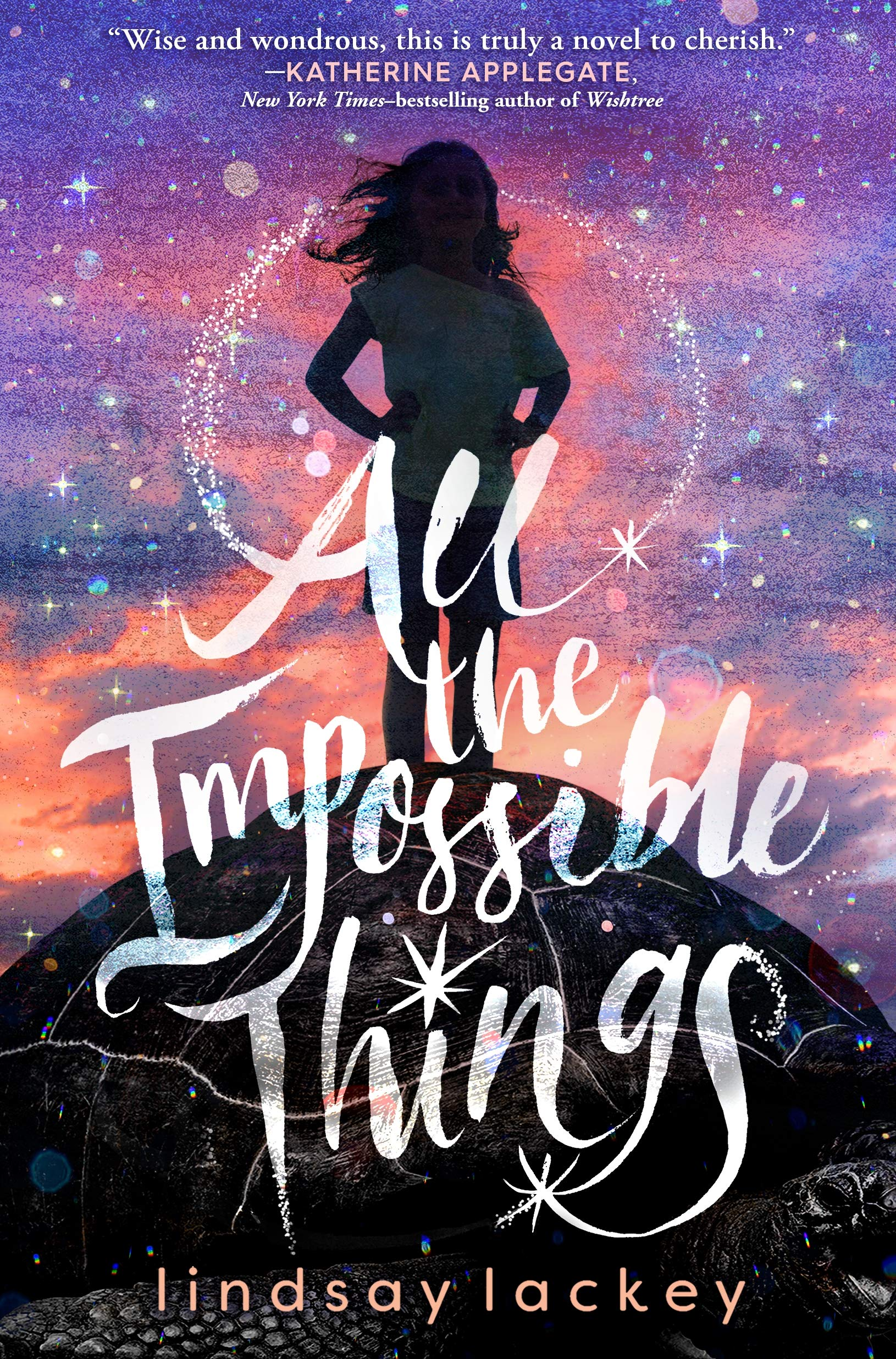 Image result for all the impossible things by lindsay lackey