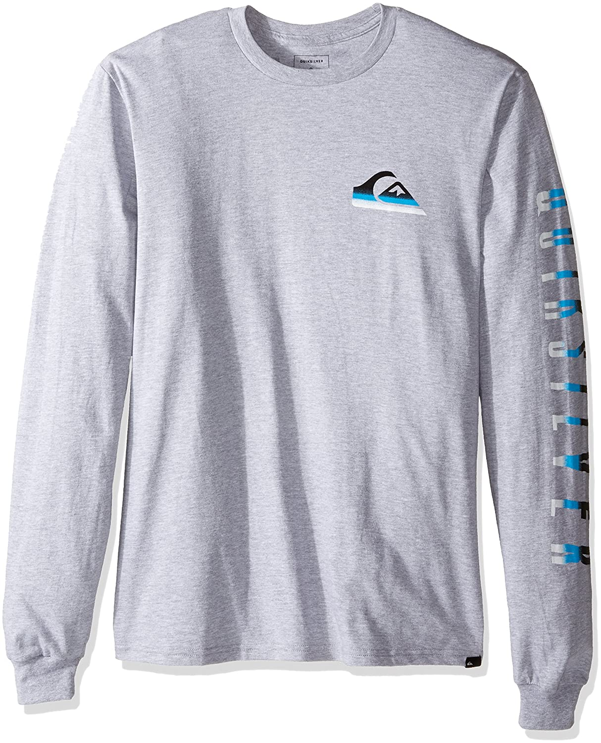 Quiksilver Men's New Neon Long Sleeve T-Shirt