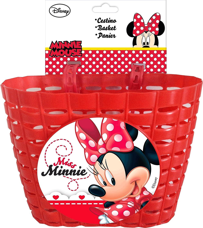 Disney Accessoire Vélo Panier Minnie 35623