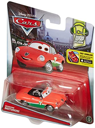 Disney/Pixar Cars Giuseppe Motorosi Vehicle by Mattel
