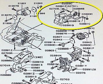 Genuine Mitsubishi Rear Motor Transmission Roll Stop Mount. Genuine Mitsubishi Rear Motor Transmission Roll Stop Mount Mb581705 3000gt Stealth Turbo 1991 1992 1993. Mitsubishi. 1994 Mitsubishi 3000gt Engine Diagram At Scoala.co
