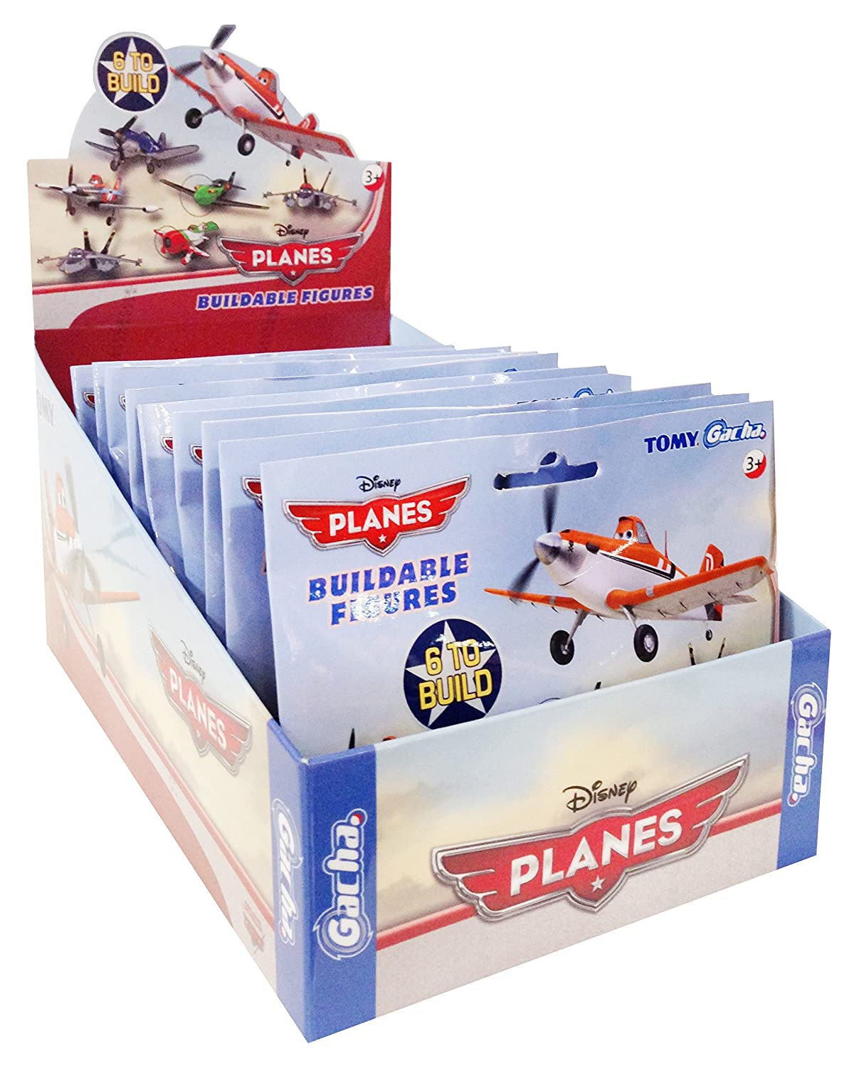 Disney Planes Large Collectable Buildable Figures TOMY T8820EU