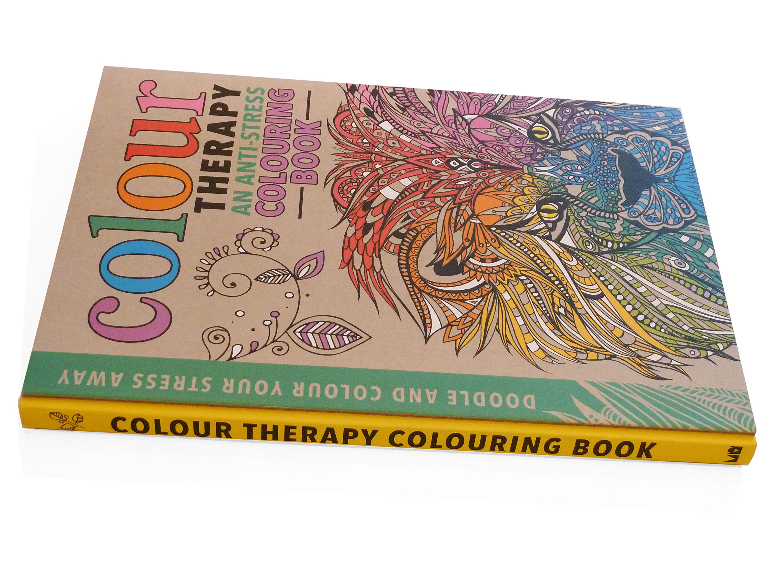 Colour therapy colouring book - Amazon Com Colour Therapy An Anti Stress Colouring Book 9781782433255 Cindy Wilde Laura Kate Chapman Richard Merritt Books