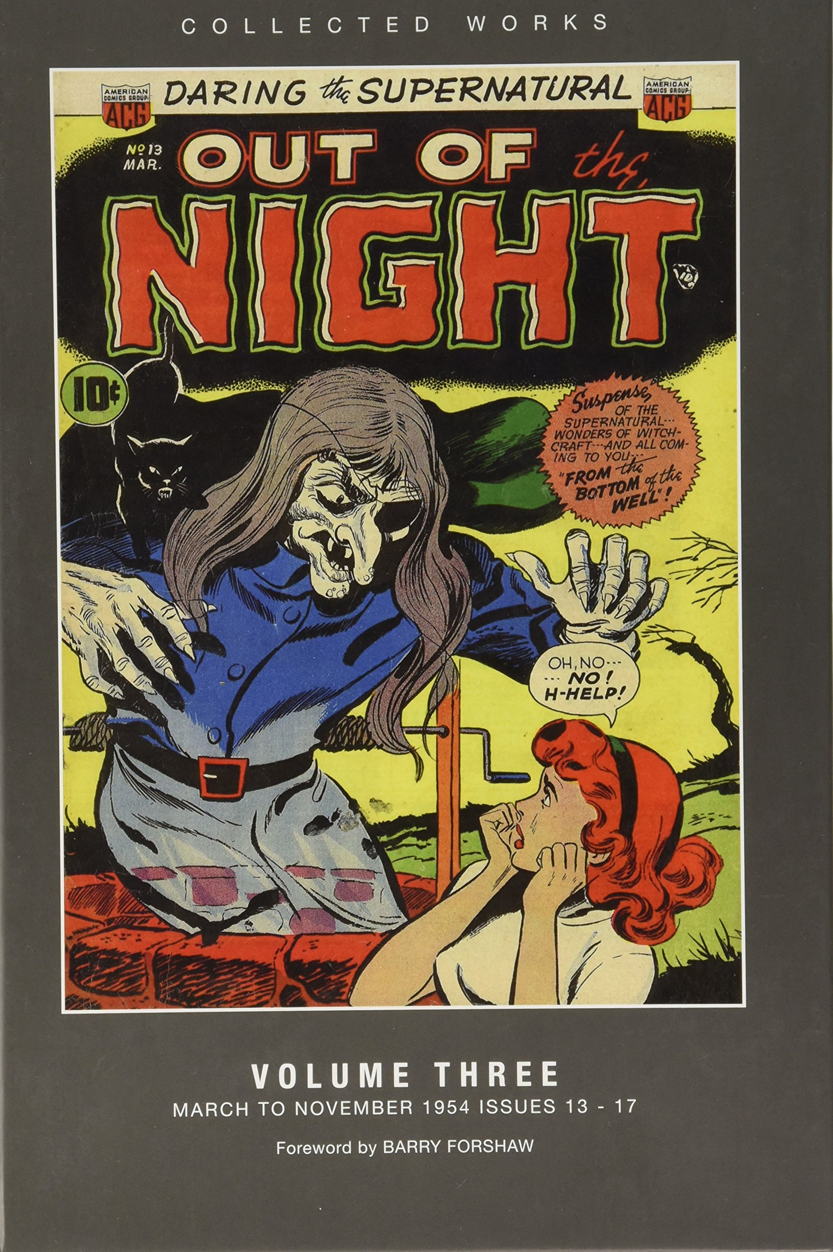 Download Out of the Night: American Comics Group Collected Works ebook