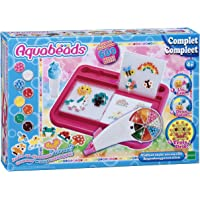 Aquabeads - 79518 - Rainbow Pen Station - Kit de Loisirs Créatifs