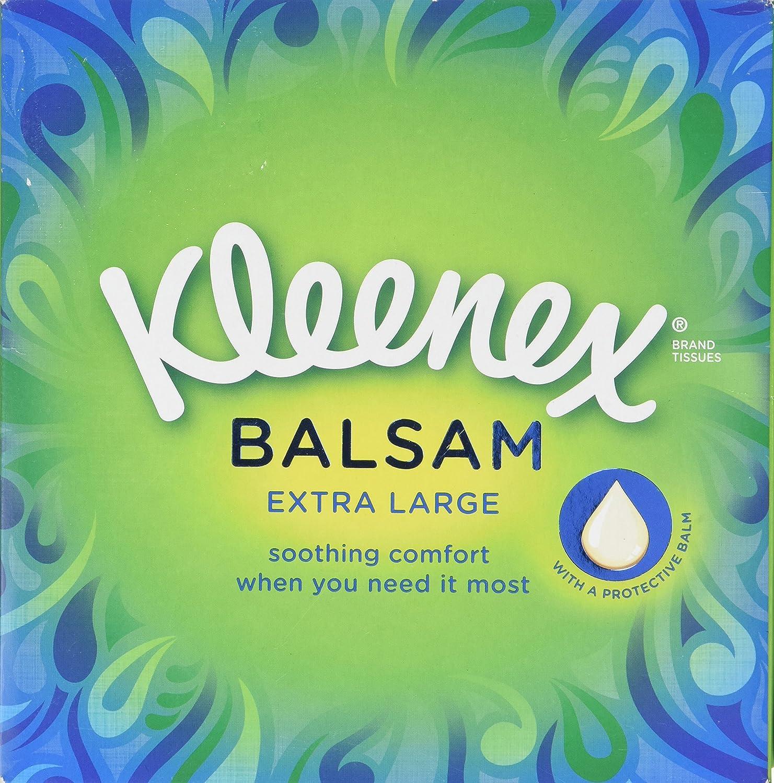 Kleenex Balsam Mansize Compact Tissues 44 per pack