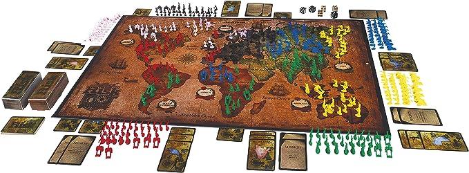 Hasbro- Risk 60º Aniversario Edición, colores variados (HASE3407) , color/modelo surtido: Amazon.es: Juguetes y juegos