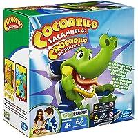 Hasbro - Cocodrilo sacamuelas, Juego de Habilidad (B04081750)