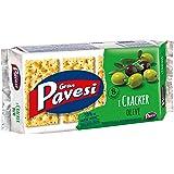 Gran Pavesi - Cracker con Olive, senza Grassi Idrogenati - 250 g