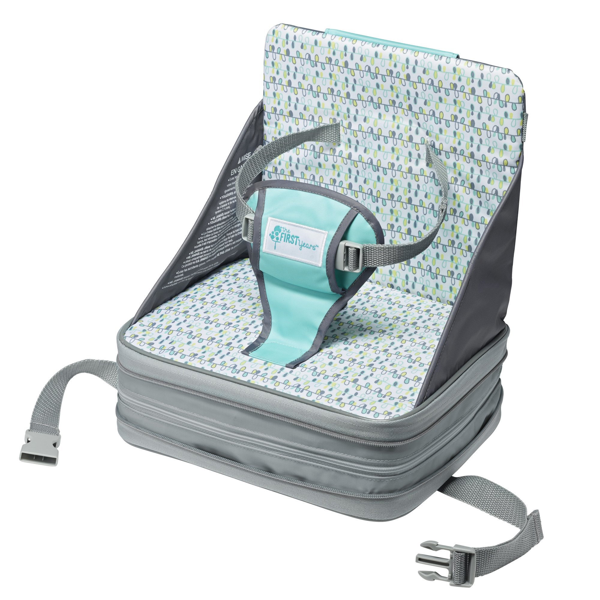 The First Years On-The-Go Booster Seat by The First Years
