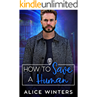 How to Save a Human (VRC: Vampire Related Crimes Book 4) book cover