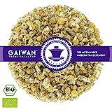 """N° 1428: Tè alle erbe biologique in foglie""""Fiori di Camomilla"""" - 500 g - GAIWAN GERMANY - tisana alle erbe, tisane in foglia, tè bio, camomilla, tè dalla Germania"""