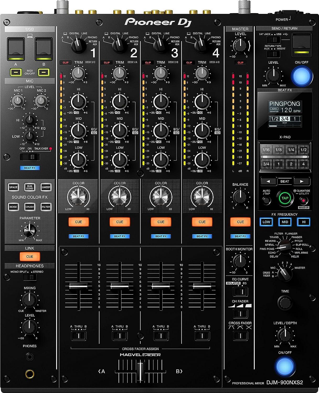 当社の Pioneer DJM-900NXS2 Pioneer DJ プロフェッショナルDJミキサー B01AJAV7TI DJM-900NXS2 B01AJAV7TI, 南高来郡:3fdfd79d --- tutor.officeporto.com