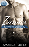 Zander (Blackthorne Brothers Book 2)