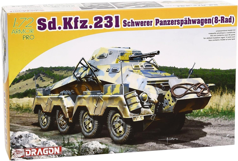 Dragon 500777483-1:72 Sd.Kfz 231