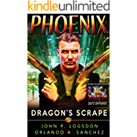 Dragon's Scrape: A Zeke Phoenix Supernatural Thriller (Badlands Paranormal Police Department Book 5) book cover