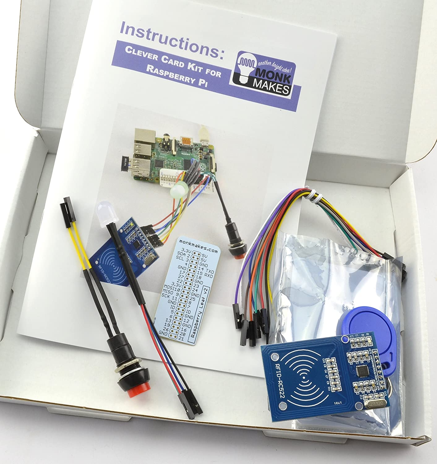 Clever Card Kit for Raspberry Pi