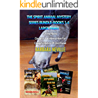 The Spirit Animal Mystery Series Bundle Large Print: Books 1-4: On the Rocks, Cowgirls Just Wanna Have Fun, Cowgirls Rock & Off Grid Planet (Spirit Animal Bundle Large Print Book 1)