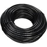 Southwire 56918443 Rg6 Quad Shield CATV Communication Cable 100 Ft Coil, 100'