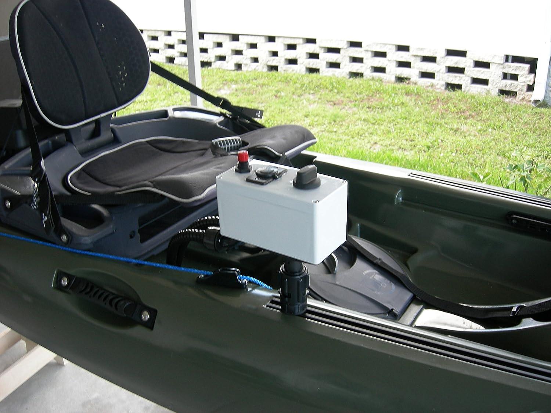 amazon com kayak trolling motor conversion kit sports outdoors rh amazon com